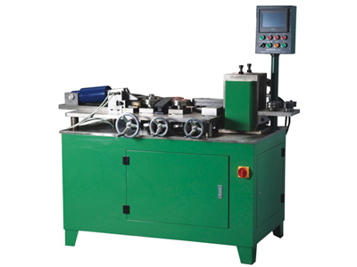 SWG ішкі және сыртқы сақинасына арналған тігінен автоматты сақина бүгу құрылғысы