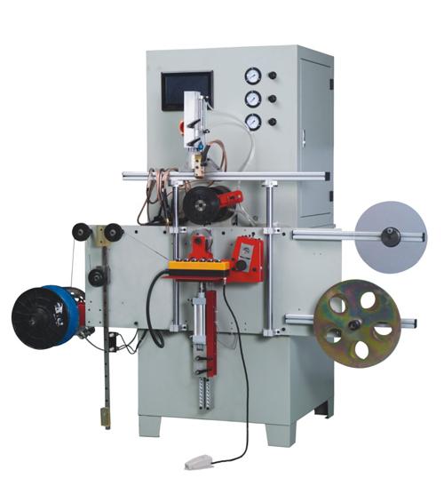 Спиральды раковинаға арналған автоматты орау машинасы